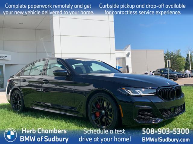 2022 BMW 5 series Somerville MA