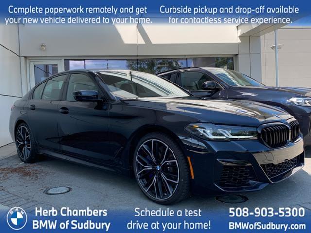 2021 BMW 5 series Somerville MA