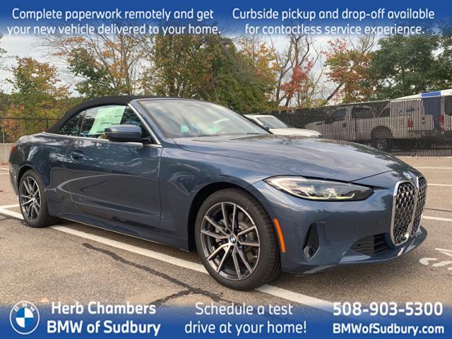 2022 BMW 4 series Sudbury MA