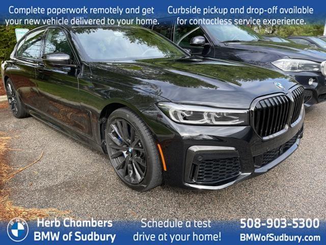 2022 BMW 7 series Sudbury MA