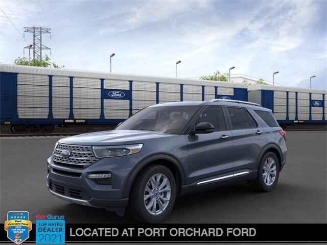 2021 Ford Explorer Port Orchard WA