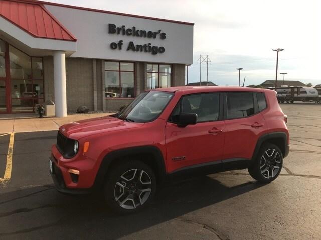2021 Jeep Renegade Antigo WI
