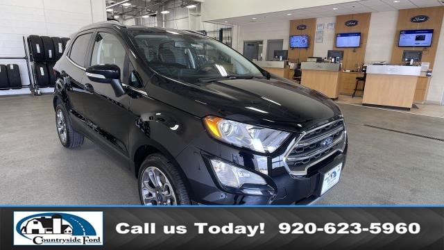 2021 Ford Ecosport Columbus WI