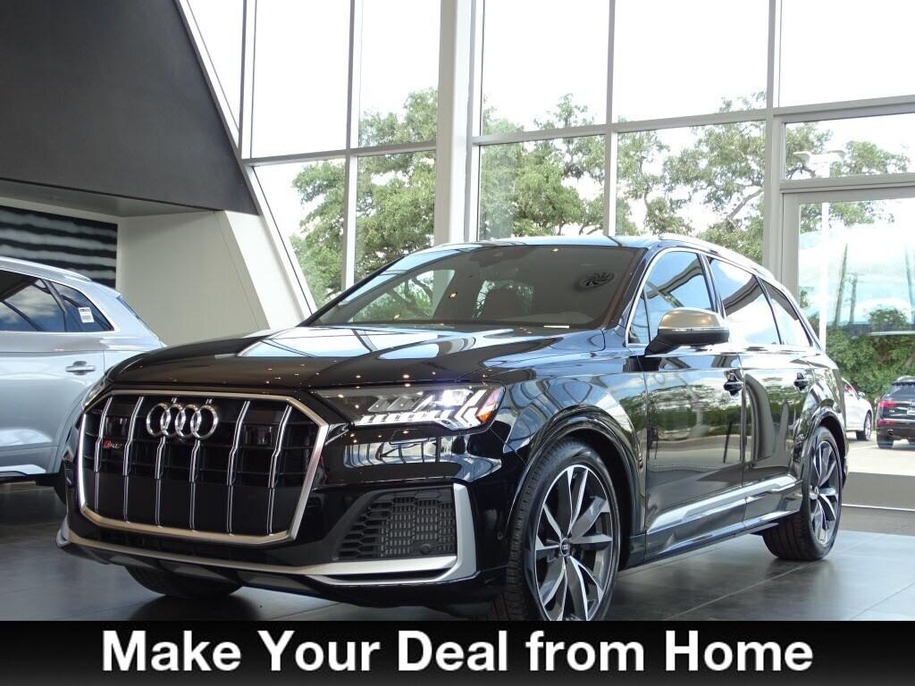 2022 Audi SQ7 San Antonio TX