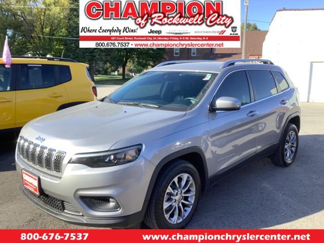 2021 Jeep Cherokee Rockwell City IA