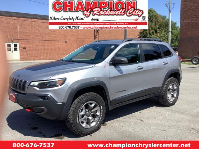 2019 Jeep Cherokee Rockwell City IA