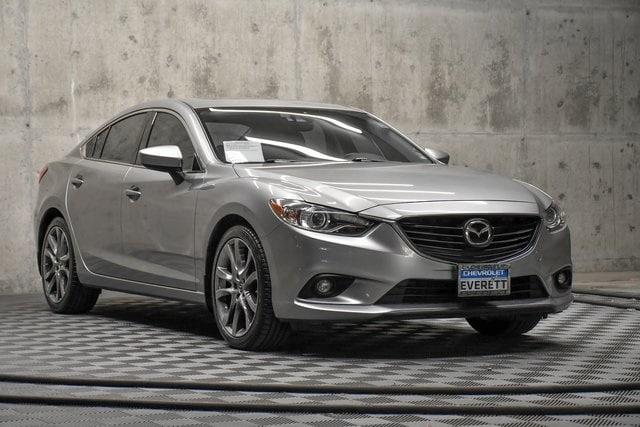 2015 Mazda Mazda6 Everett WA