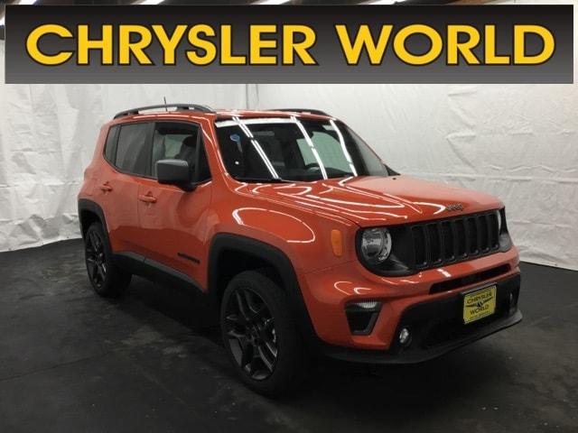 2021 Jeep Renegade Abrams WI