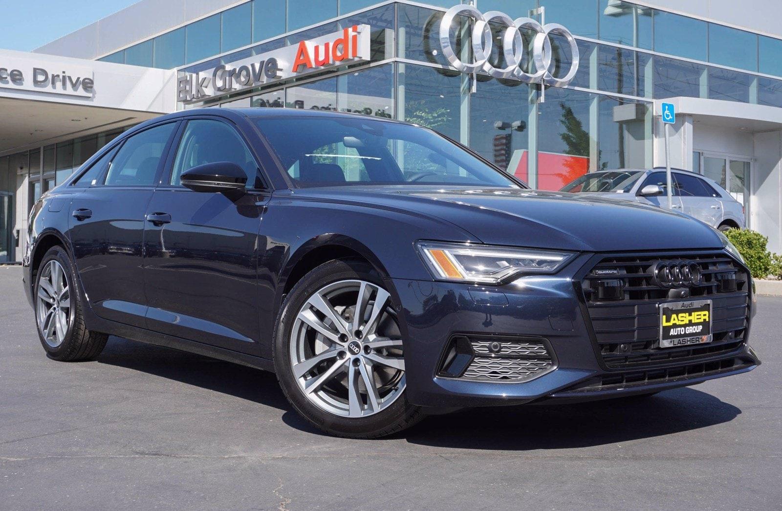 2021 Audi A6 Elk Grove CA