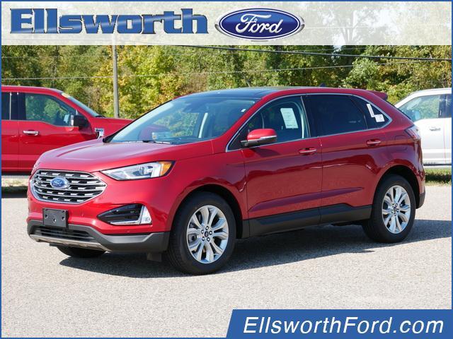 2021 Ford Edge Ellsworth WI