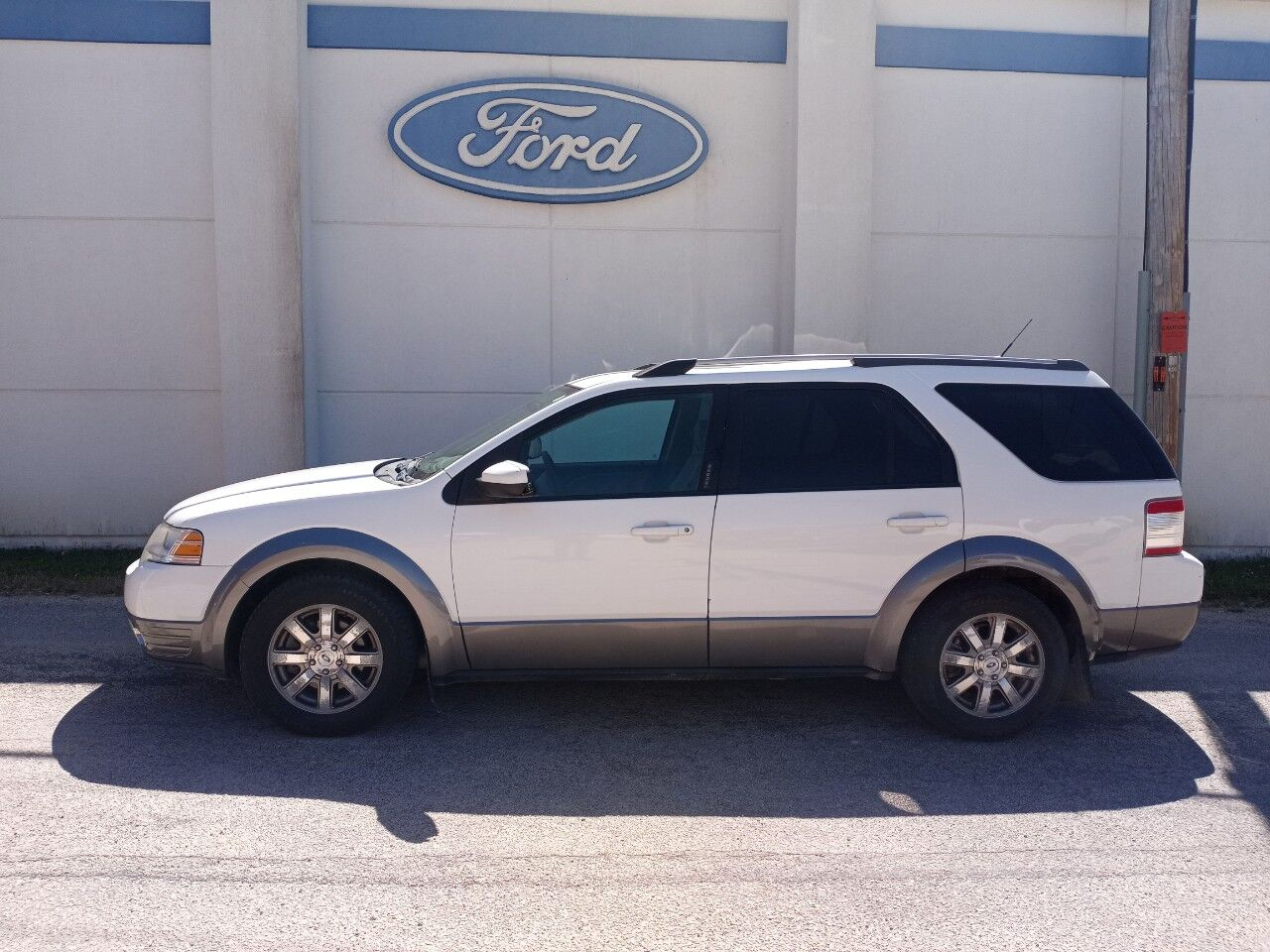 2008 Ford Taurus X Edgewood IA