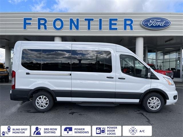 2021 Ford Transit Wagon Anacortes WA