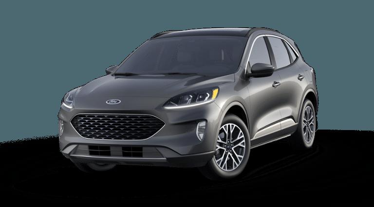 2021 Ford Escape Thomaston ME