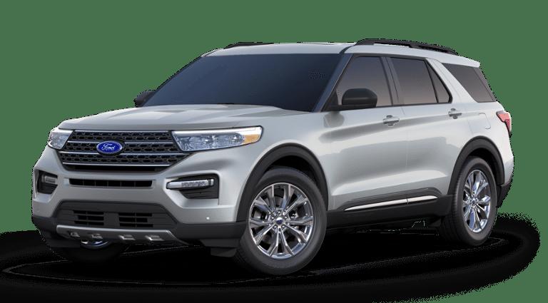 2021 Ford Explorer Antigo WI