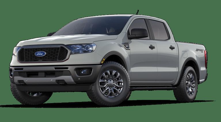 2021 Ford Ranger Holden MA