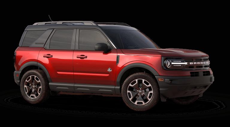 2021 Ford Bronco Sport Elma WA