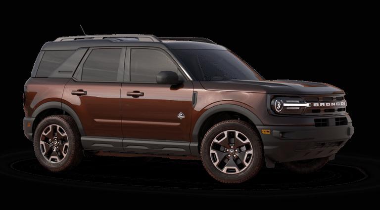 2021 Ford Bronco Sport Omak WA