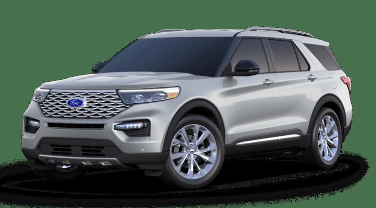 2021 Ford Explorer Clinton WI