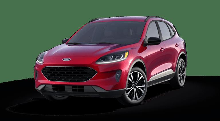 2021 Ford Escape Holden MA
