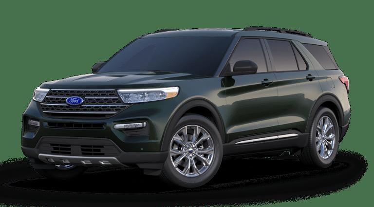 2021 Ford Explorer Monticello WI