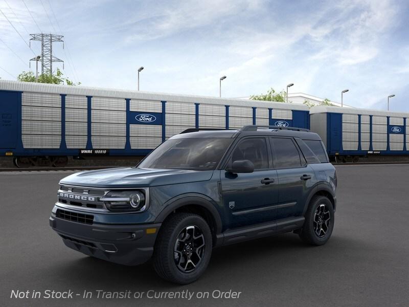 2021 Ford Bronco Sport Moundsville WV