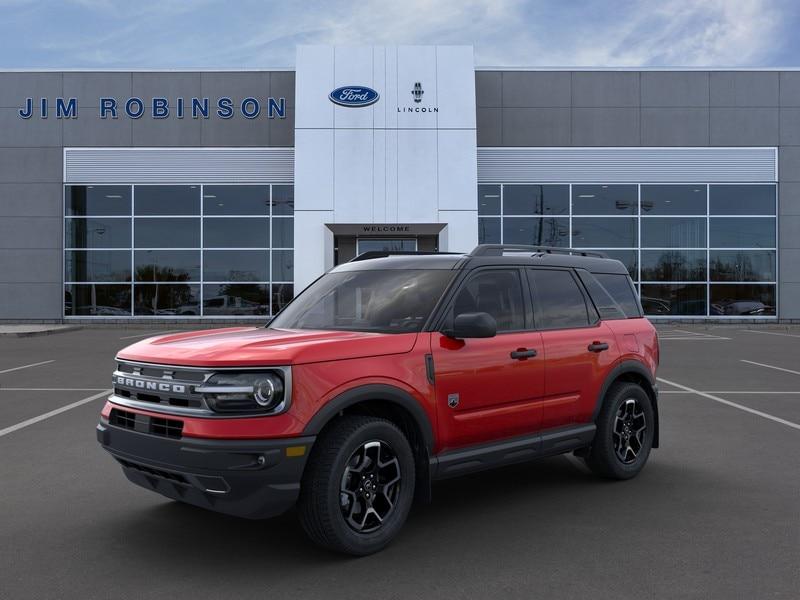 2021 Ford Bronco Sport Triadelphia WV