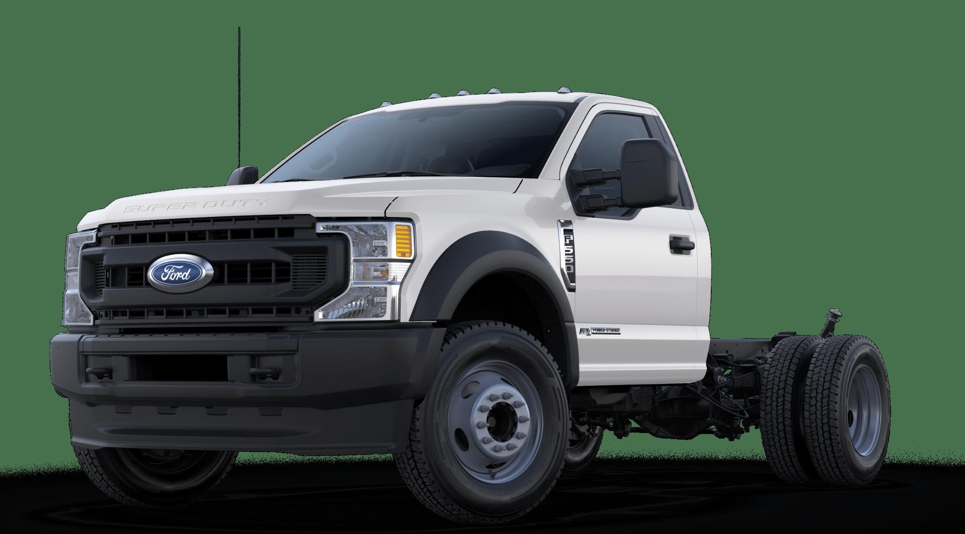 2021 Ford F-550 East Brookfield MA