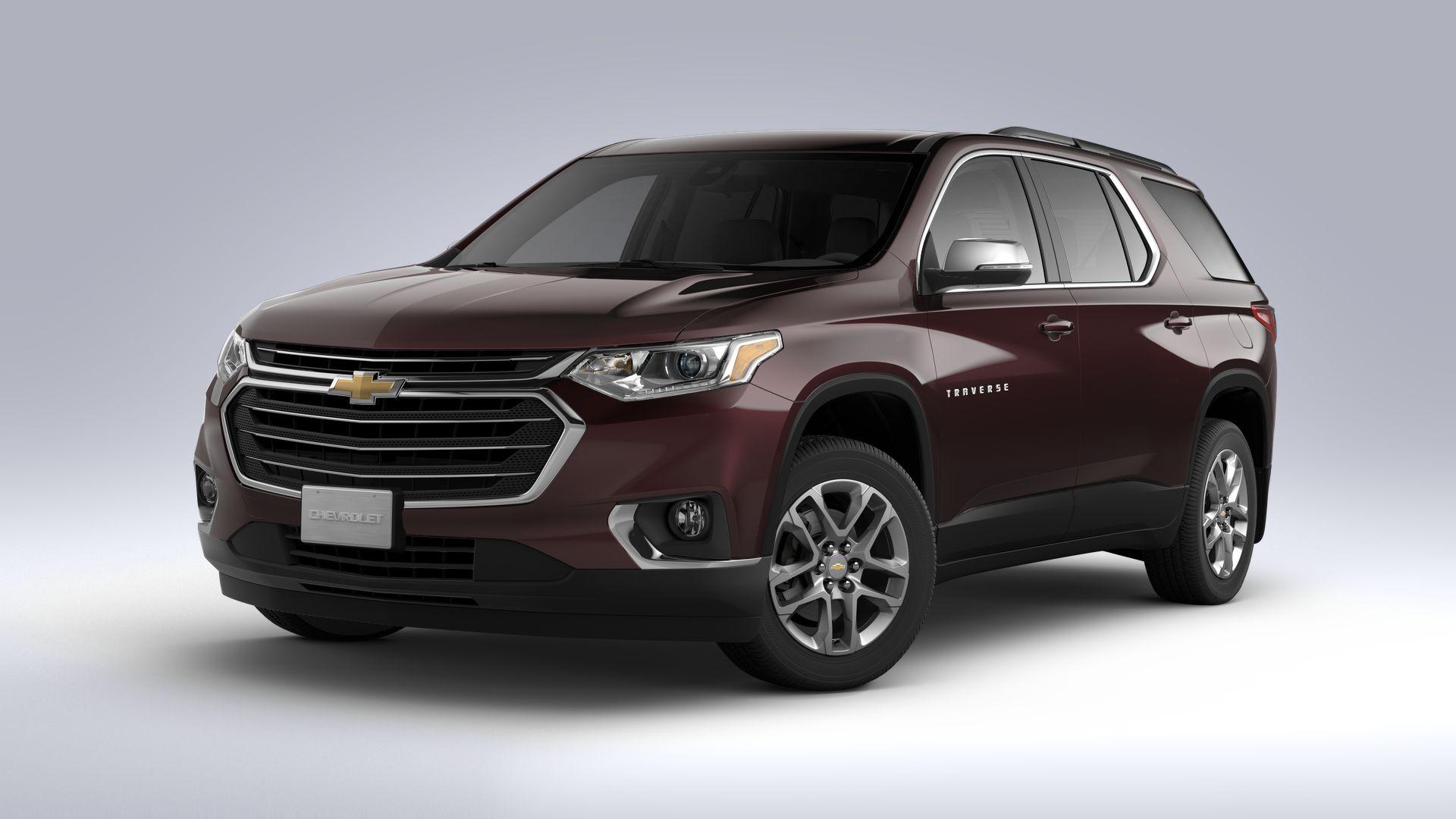 2021 Chevrolet Traverse Skowhegan ME