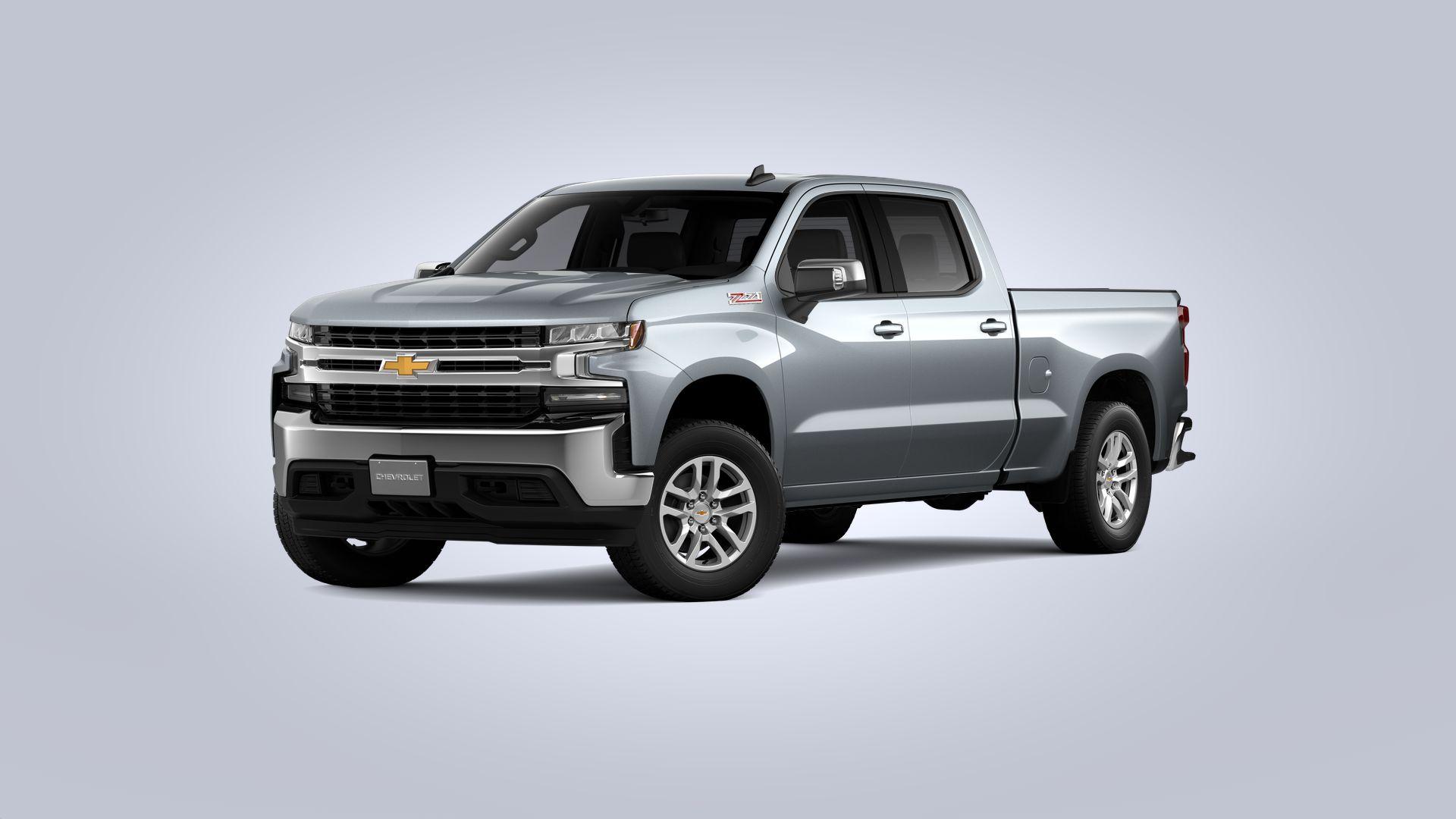 2021 Chevrolet Silverado Prosser WA