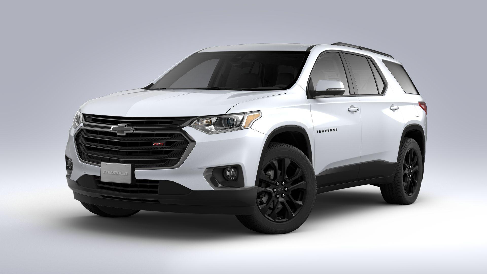 2021 Chevrolet Traverse Saint Croix Falls WI