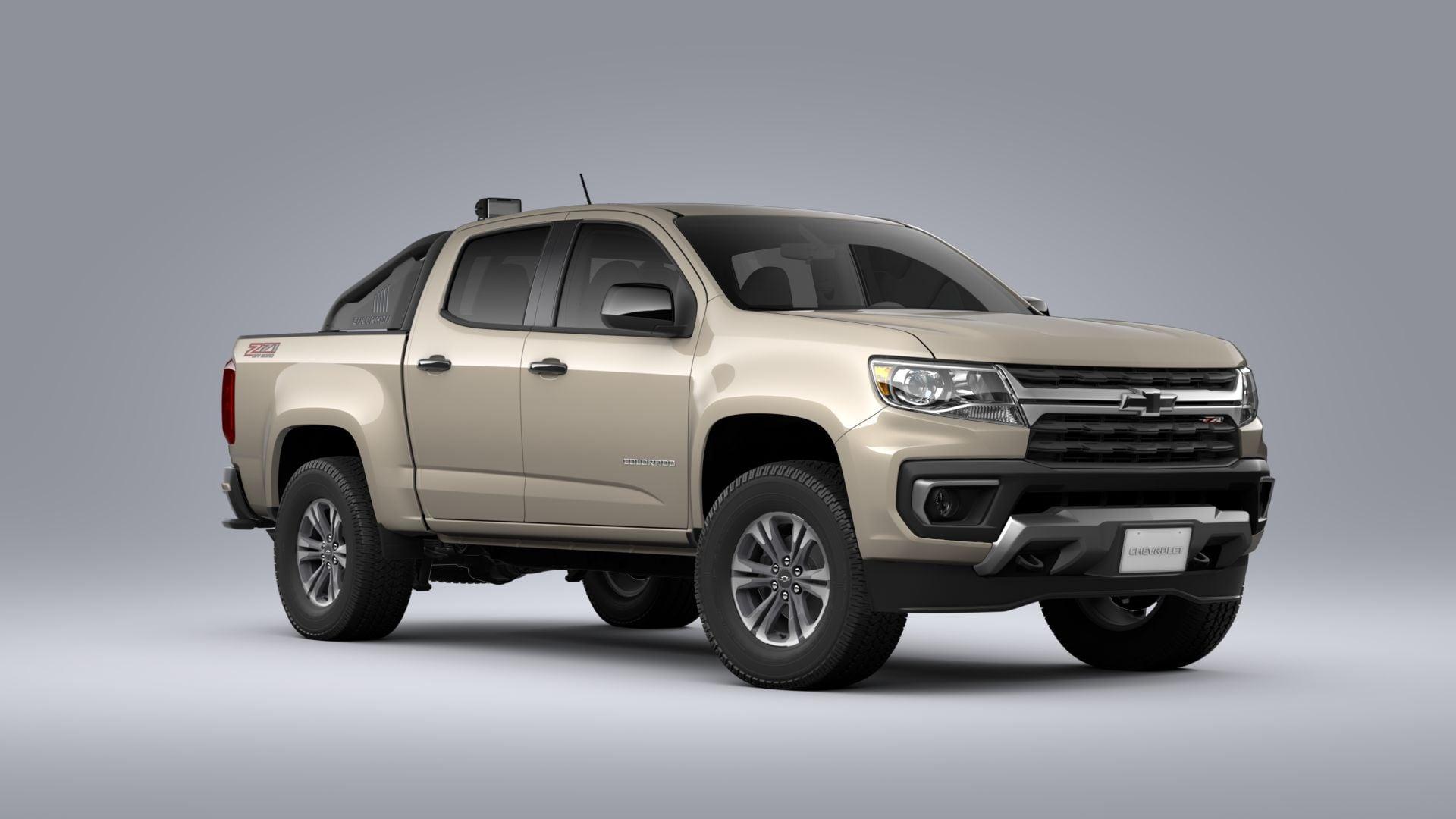 2021 Chevrolet Colorado Sunnyside WA
