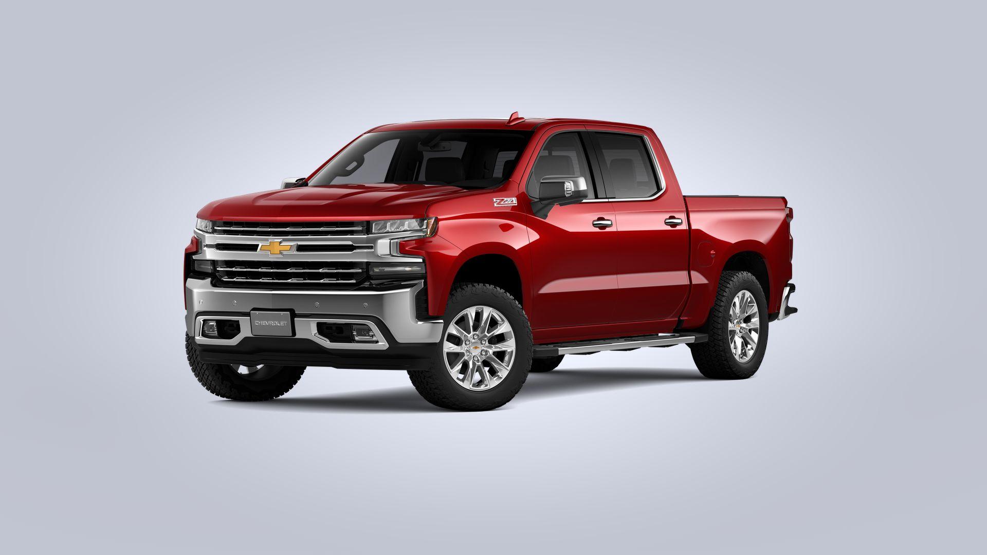 2021 Chevrolet Silverado Ladysmith WI