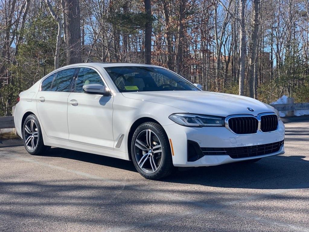 2021 BMW 5 series Westwood MA