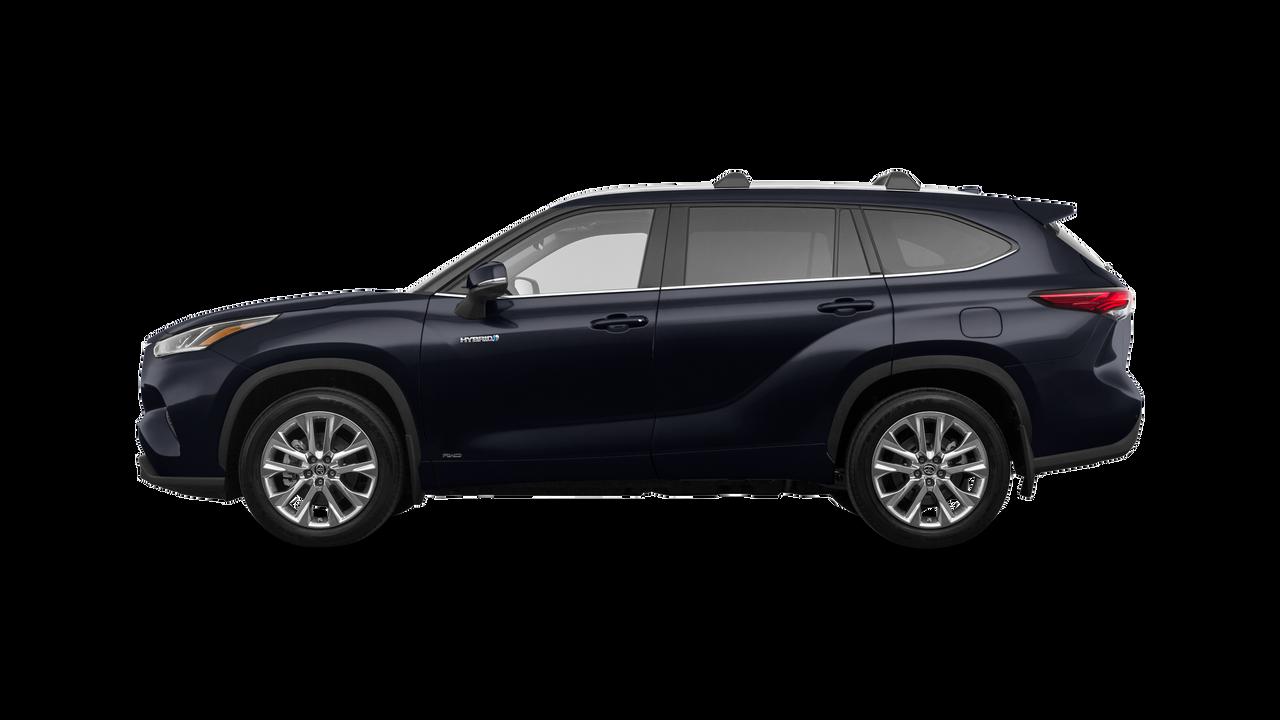 2021 Toyota Highlander Hybrid Tumwater WA
